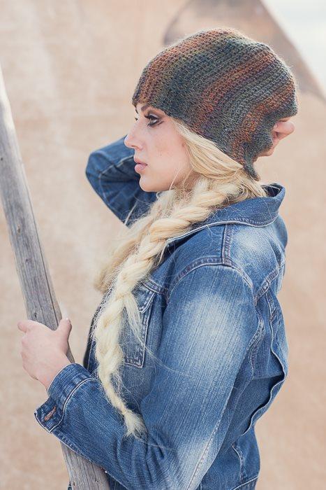 Plains Hat side