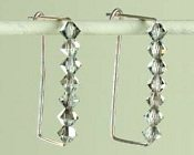 These Six Earring Designs With Unique Ear Wires Are All By Denise Peck From Her Five Star Rated Book 101 Wire Earrings