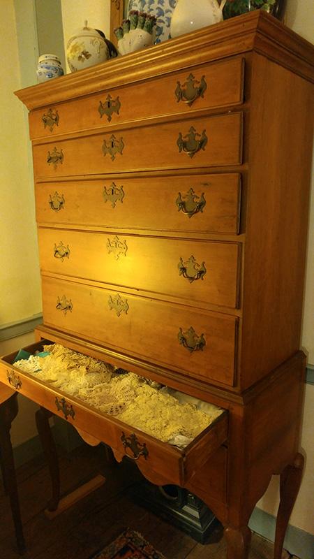 heirloom storage boxes
