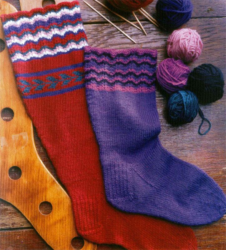 amish socks