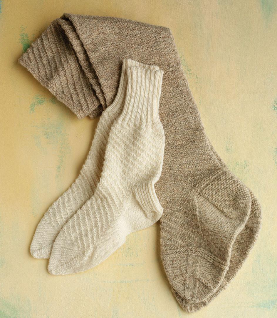 Brewster socks