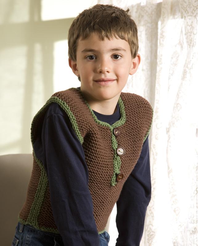Childs Vest