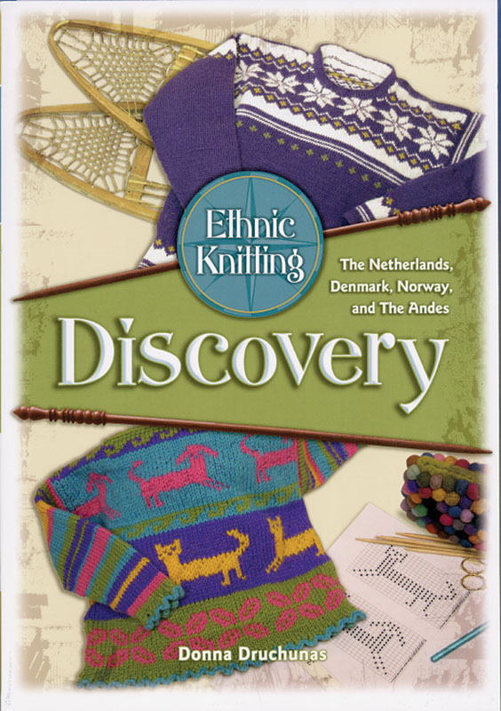 ethnic knitting books