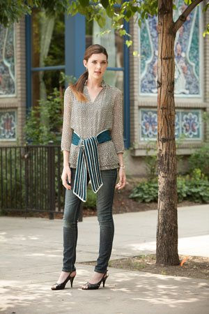 Crocheted Belt