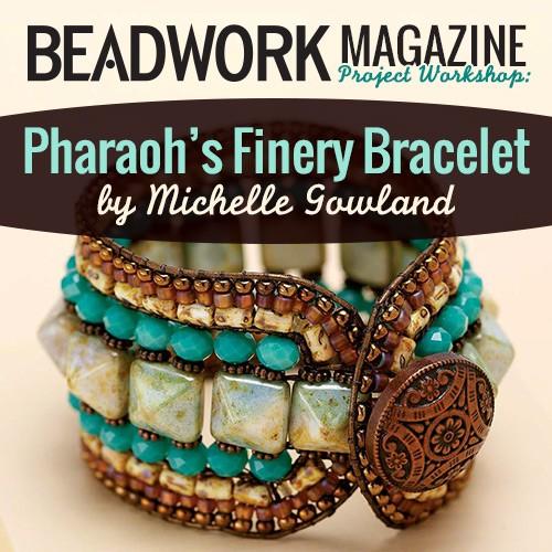 Pharaoh's Finery Bracelet