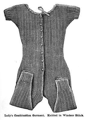 Victorian Undergarments