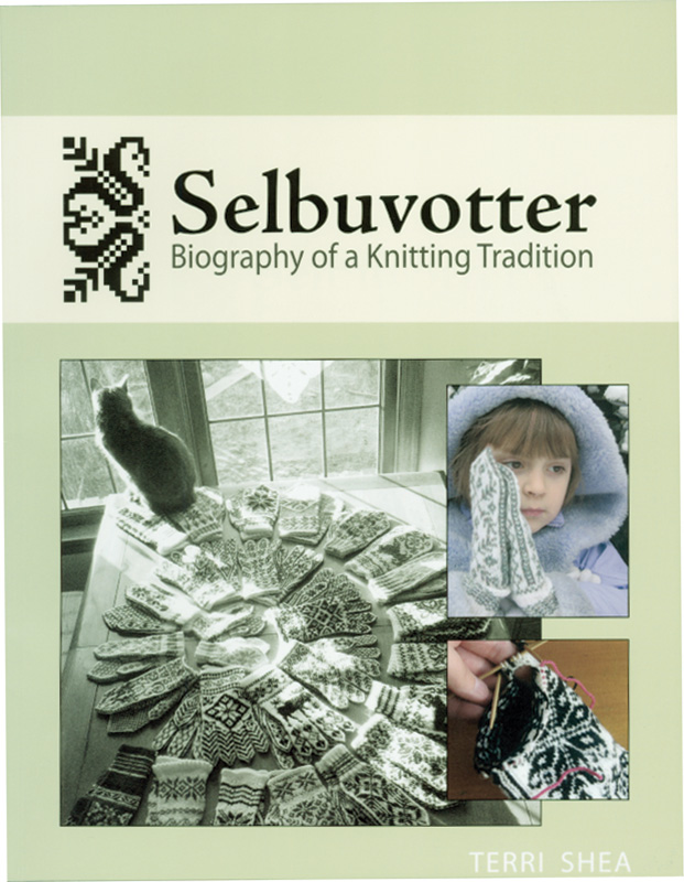 selbuvotter knitting books