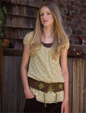 Free Crochet Belt Pattern Wide Boho Belt by Christina Marie Potter