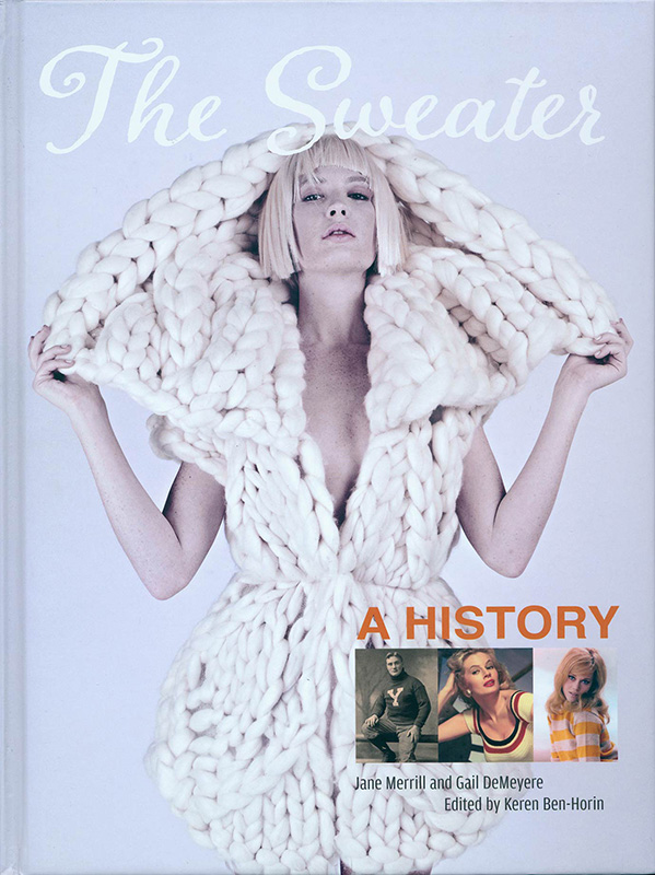 sweater history book