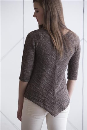 Beatrice Perron Dahlen Pointed Tunic knit.purl Spring/Summer 2015