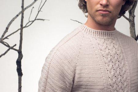 Telegraph Sweater Close