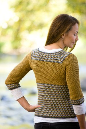 Riverstone Crochet Cardigan