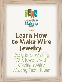 Learn how to make wire jewelry with this free tutorial.