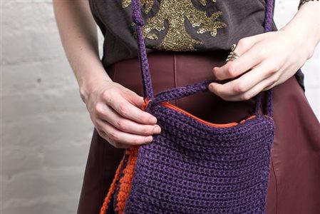 Ska Mini Bag zipper