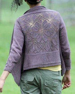 Sweater Workshop The Dahlia Cardigan Interweave