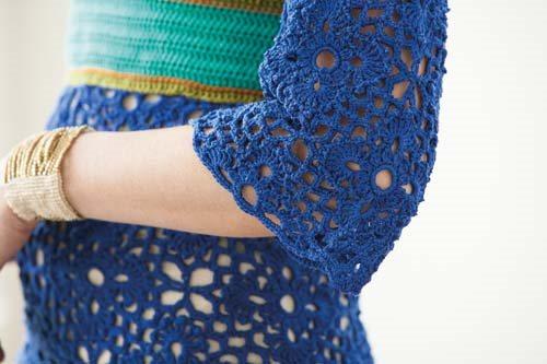 Blueprint Crochet Sweaters: Crochet Tunic