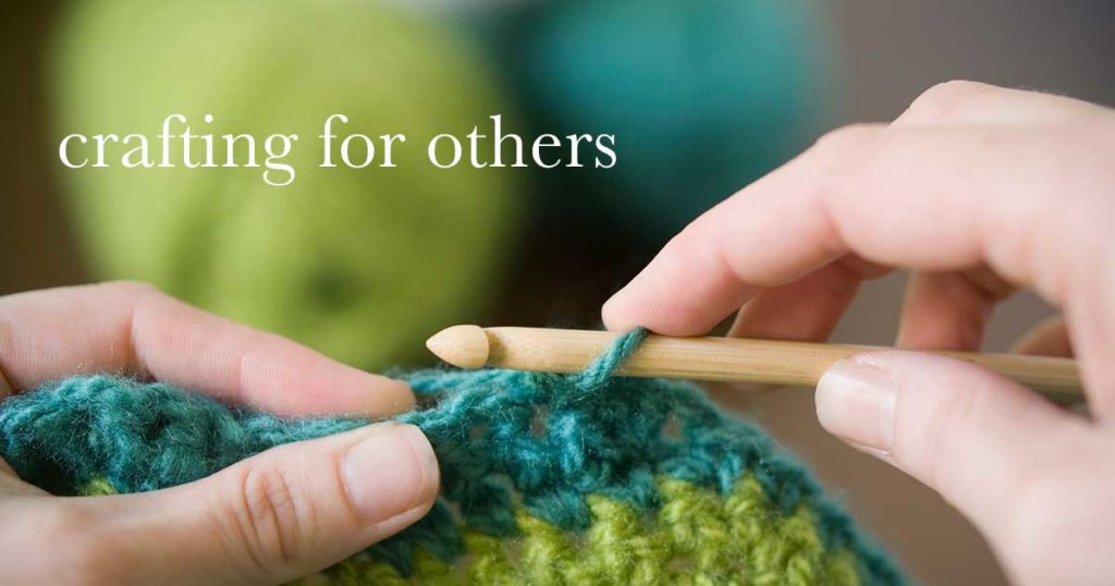 Everyday Crochet: Crafting for Others