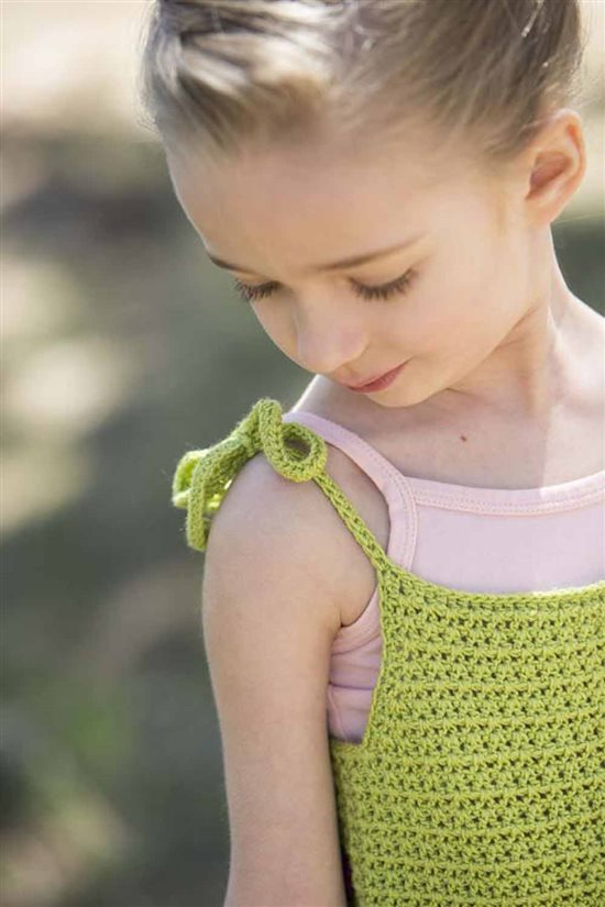 Crochet Ever After: Crochet Kids Dress