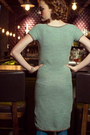 Pickford Dress Back