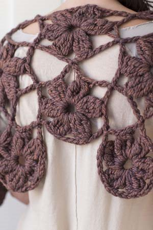 Crochet Motif Shawl