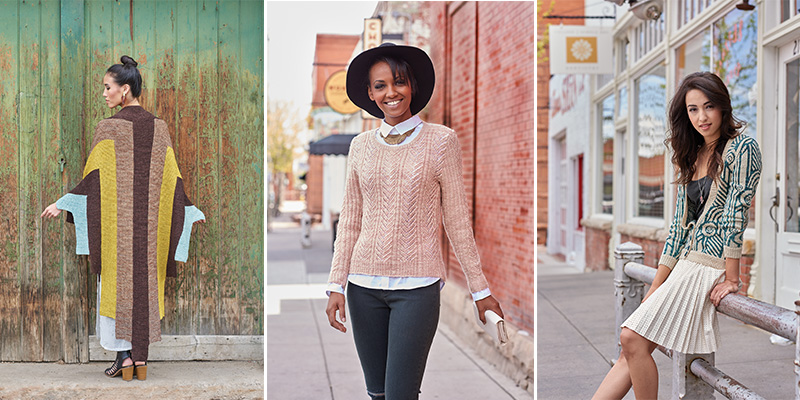 <em>Urban Knit Collection</em>: A Knitting Book for True Makers