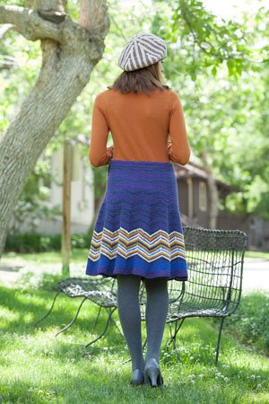 Colorwork Skirt