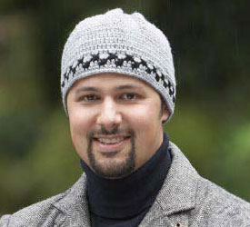 Free crochet gift ideas for beautiful handmade gifts, such as this crochet hat for men pattern.