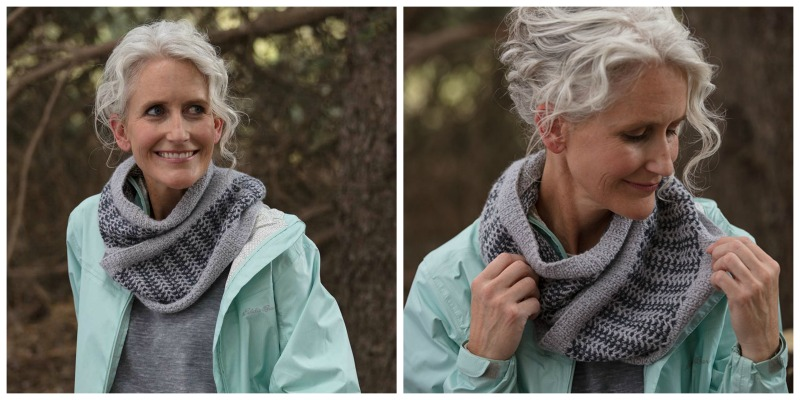 Yell Island Cowl, a Slip-Stitch Pattern to Push Your Boundaries