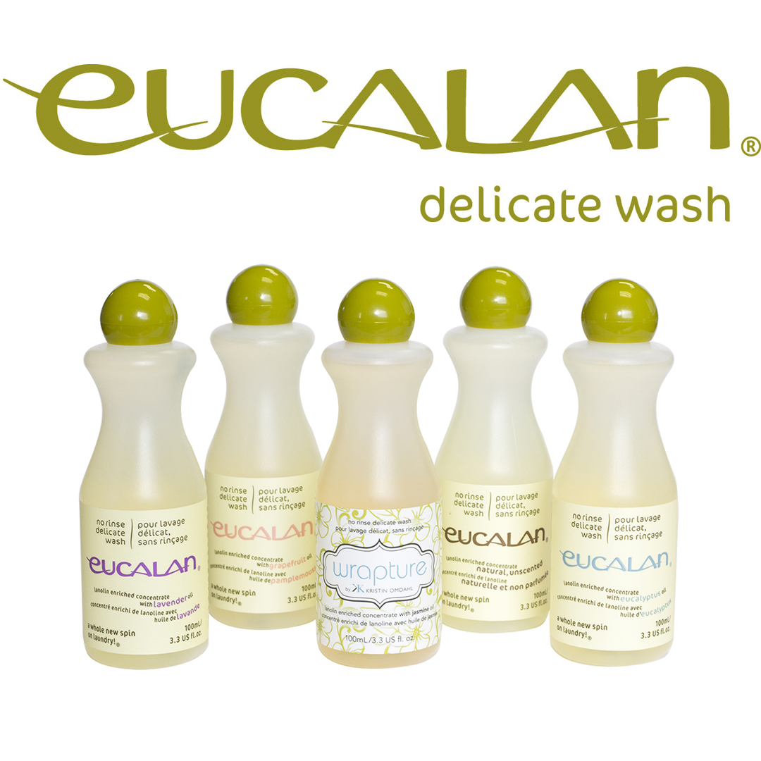 Eucalan Delicate Wash Gift Pack