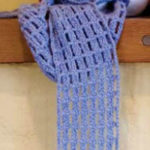 10 FREE Crochet Scarf Patterns