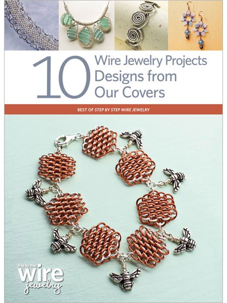 10 Wire Jewelry Projects from our Favorite Covers