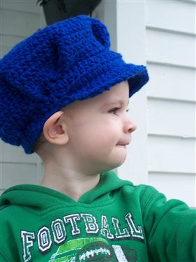 Train conductor hat interweave train conductor hat pronofoot35fo Gallery