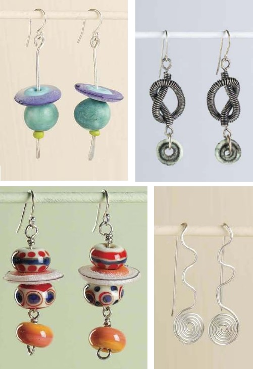 be inspired to make 101 earrings