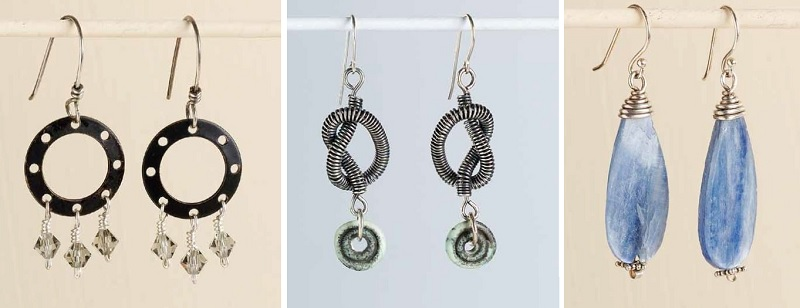 jewelry making gifts for busy moms - earrings