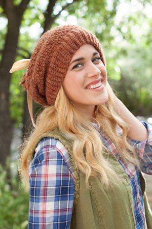 Tamarack Hat Angle