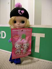 blythe doll photo