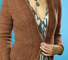 Cooke Cardigan from Fall 2011 Knitscene