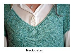 Neck detail