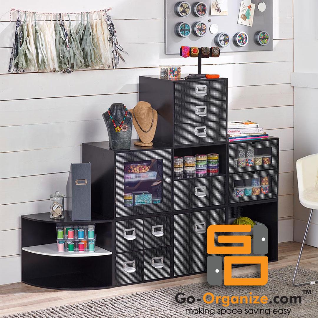 Go Organize Craft Storage Solution