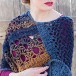Pattern of the Week: Mixlace Poncho