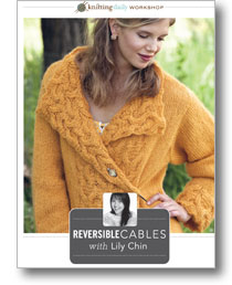Reversible Cables with Lily Chin