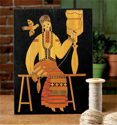 Flax weaver