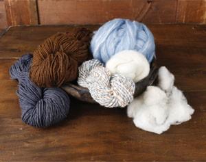 Wool—timeless, colorful, beautiful.