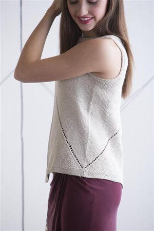 Joan Forgione Hanky Tank knit.purl Spring/Summer 2015