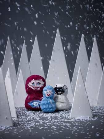 Crochet Amigurumi Toy