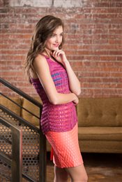 Ashley Rao Ladder Tank knit.purl Spring/Summer 2015