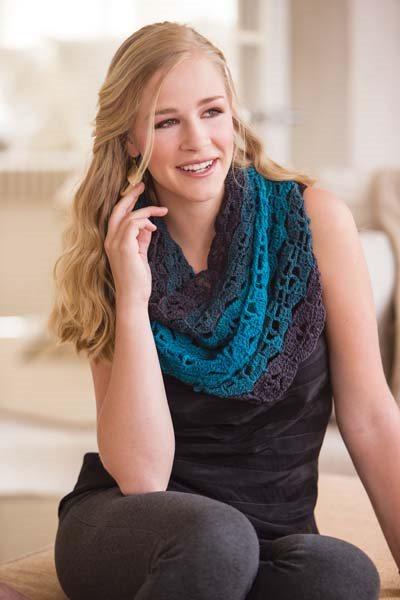 Crochet So Lovely: Lace Crochet Cowl