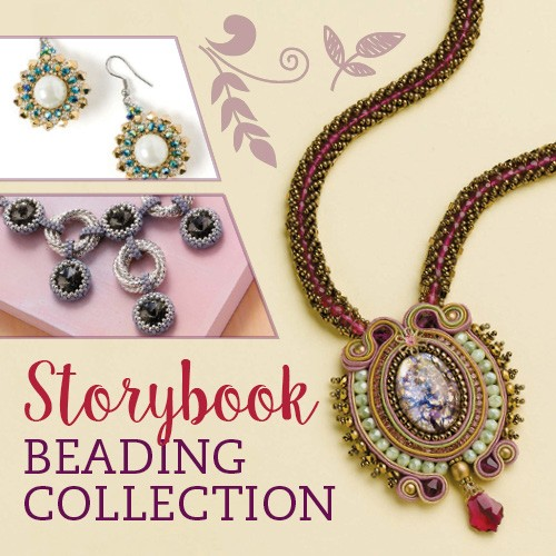 Storybook Beading Collection, beadwork, beaded jewelry designs
