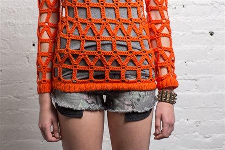 Coldwave Sweater bottom