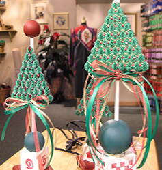 Christmas Trees - Needle Arts Studio